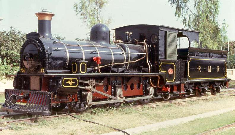 HISTORY  OF  RAILWAY  IN  RAJASTHAN