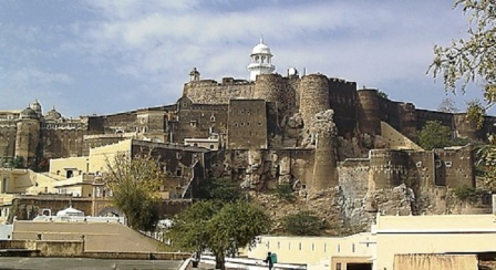 Forts and Palaces of Marwar